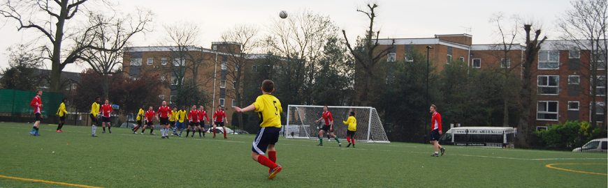 Football – Staff Beat Year 13 Leavers