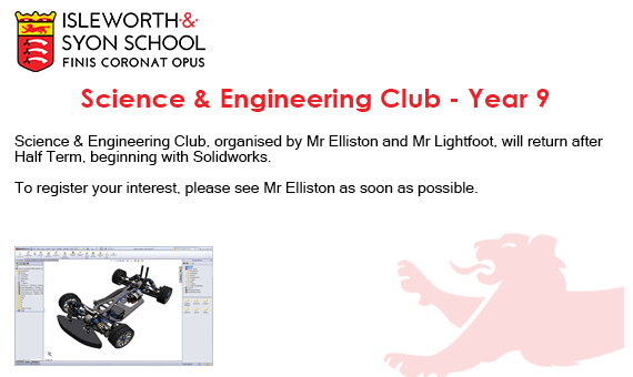 STEM Year 9 Website