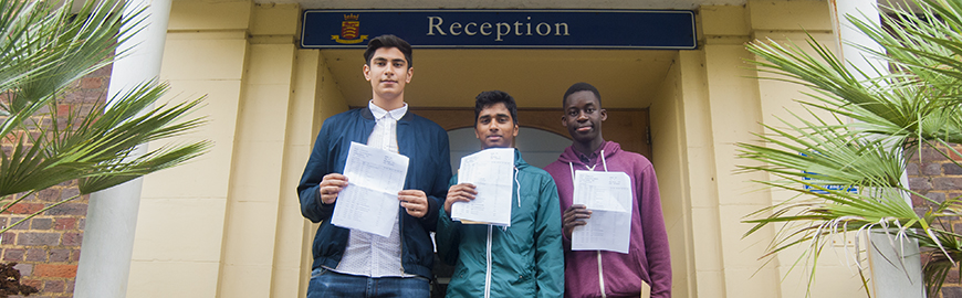 GCSE Results Reach Record High – Summer 2015