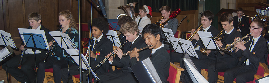 Concert Band End Spring Term with a Bang!