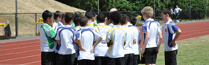 Gallery: Sports Day 2014