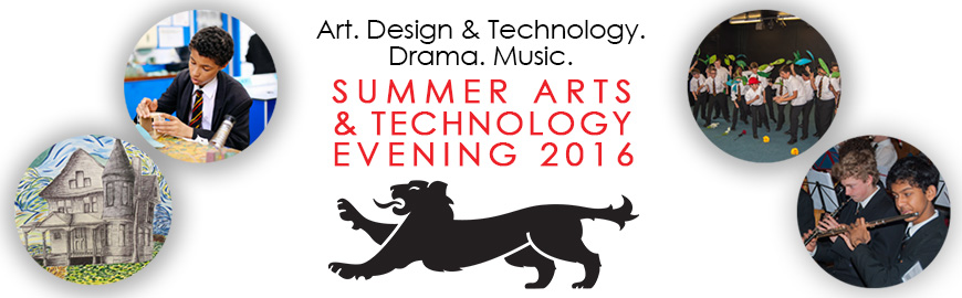 Summer Arts 2016 Tickets Now Available!