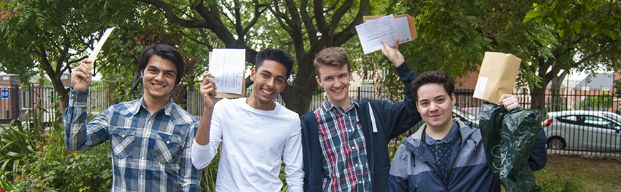 A Level & Vocational Results 2015 – Outstanding