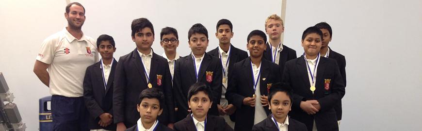 Cricket Borough Champions!