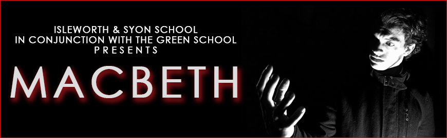 'Macbeth' School Production Tickets Go On Sale!