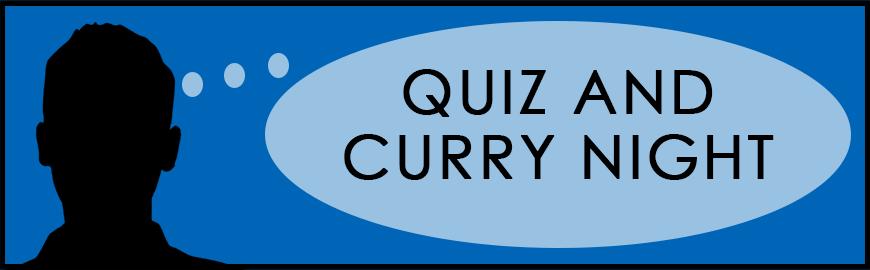 Quiz & Curry Night 2016