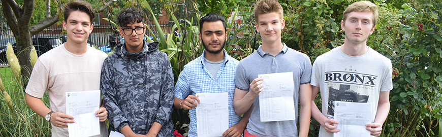 GCSE Results 2017 – Exceeding Expectations