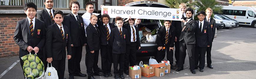 Harvest Challenge 2017