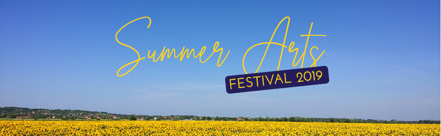 Summer Arts Festival 2019 – Tickets on Sale!