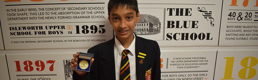 Mikaeel Shah – Eighth-Best Mathematician in Country