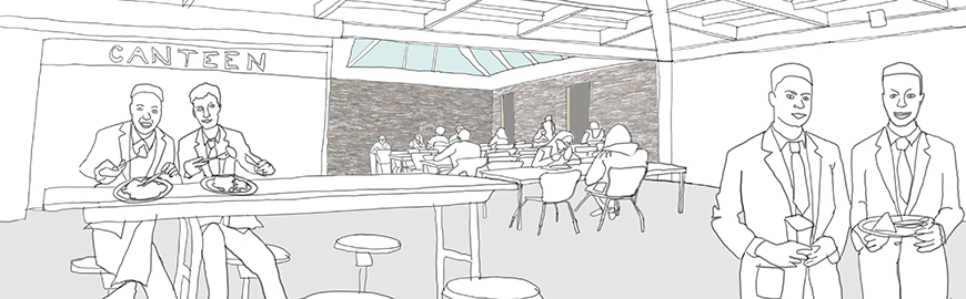 £725,000 Bid Won to Improve Drama, Music and Dining Facilities